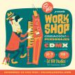 Workshop presencial Sketch+Toons en CDMX! . Un proyecto de Ilustración vectorial e Ilustración digital de Ed Vill - 26.02.2020