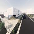 Facade options. Un projet de 3D , et Architecture de BIM it - 26.02.2020