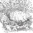 Autos Chocados. Un proyecto de Ilustración de Leonardo Gauna - 27.02.2020