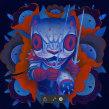 Pinturas Little Miss Jaguar. Un proyecto de Ilustración, Pintura y Pintura acrílica de Charles Glaubitz Gonzalez - 28.02.2020