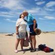 Besos en la playa. Un proyecto de Fotografía, Fotografía de retrato y Fotografía artística de Catalina Bartolomé - 05.03.2020