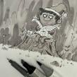 Las noticias del día... . Un progetto di Illustrazione e Illustrazione infantile di Ed Vill - 06.03.2020