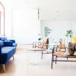 Oficinas de Pareteum en Sant Feliu de Guíxols. Um projeto de Design de interiores de Antic&Chic - 11.03.2019