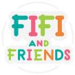 Fifi and Friends. Un proyecto de Dirección de arte y Diseño de personajes de Caio Martins - 15.03.2020