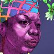 Nina Simone. Un proyecto de Ilustración de retrato de Leonardo Gauna - 18.03.2020