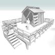 Mientras dure la cuarentena. Un proyecto de Modelado 3D de Alejandro Soriano - 21.03.2020