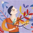 Día Internacional de la Mujer.  Google.. Un proyecto de Ilustración de Estelí Meza - 08.03.2018