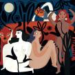 Calendario Ilustrado 2020. Un proyecto de Ilustración de Estelí Meza - 01.01.2020