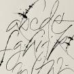 Alfabetos. Un proyecto de Diseño, Bellas Artes y Caligrafía de Silvia Cordero Vega - 28.03.2020