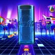 McDONALD'S COKE GLASSËR. Un proyecto de Publicidad, Motion Graphics, Animación, Animación 2D y Animación 3D de DON PORFIRIO - 10.07.2019