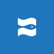 Oceano Azul Foundation. A Logot, and pe Design project by Sagi Haviv - 05.09.2017