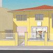 SketchUp - Estudo de Insolação Senac Santa Cecília. Um projeto de 3D, Arquitetura, Paisagismo, Modelagem 3D, Arquitetura digital, 3D Design e Ilustração Arquitetônica de Guilherme Coblinski Tavares - 15.10.2014