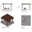 SketchUp - Aulas de desenho técnico. Um projeto de 3D, Arquitetura, Design de interiores, Modelagem 3D, Arquitetura digital, 3D Design e Ilustração Arquitetônica de Guilherme Coblinski Tavares - 01.12.2019