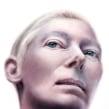 Tilda Swinton. A Illustration, Zeichnung, Aquarellmalerei, Porträtillustration, Porträtzeichnung, Realistische Zeichnung und Artistische Zeichnung project by Carlos Rodríguez Casado - 13.04.2020