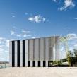 Centro de las Artes Aéreas. Um projeto de Arquitetura de Dx Arquitectos - 16.04.2011