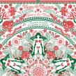 Amnistía Internacional México - Vivan las Mujeres . Um projeto de Ilustração de Catalina Estrada Uribe - 16.04.2020