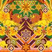 Laboratorio del Espíritu. A Illustration, Vektorillustration, Digitale Illustration und Textile Illustration project by Catalina Estrada Uribe - 16.04.2000