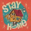 Quédate en Casa!. A Illustration, Digital illustration, and Children's book illustration project by Ed Vill - 04.21.2020