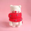 Marshmallow Bear. Um projeto de Design de personagens, Artesanato, Artes plásticas, Escultura, To e Art de droolwool - 24.04.2020