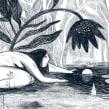 Grimm tales. Un proyecto de Ilustración de Ina Hristova - 01.05.2020