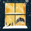 La navidad de un niño en Gales . Un proyecto de Ilustración de Ina Hristova - 26.02.2020