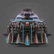 Infernus. A 3D, Automotive Design, and Video game project by Alber Silva - 05.04.2020