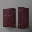Bíblia de Estudo NVT. Un proyecto de Br, ing e Identidad, Diseño editorial y Diseño gráfico de Leandro Rodrigues - 05.05.2020