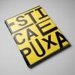 Estica e Puxa - Design Experimental. A Grafikdesign, T und pografie project by Leandro Rodrigues - 05.05.2020