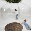 Cumulus. Un proyecto de Dirección de arte, Arquitectura interior, Diseño de interiores, Arte urbano y Concept Art de Clap Studio - 20.06.2016