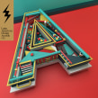 36 Days of Type • 2018. A 3-D, Kunstleitung, Grafikdesign, T, pografie, 3-D-Animation, 3-D-Design und 3-D-Lettering project by Erich Gordon - 03.04.2018