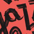 ONTIJAZZ 2018. Un proyecto de Diseño de carteles de Migue Martí - 26.06.2018