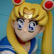 Sailor Moon Redraw. A 3D, Character Design, Digital illustration, and 3D Character Design project by Jaime Alvarez Sobreviela - 05.26.2020