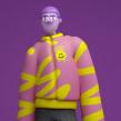 Humanos. A 3D, Design 3D, and Digital Drawing project by Jaime Alvarez Sobreviela - 05.25.2020