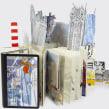 I have a dream. Un proyecto de Ilustración, Collage, Dibujo a lápiz, Estampación, Ilustración arquitectónica e Ilustración con tinta de Carlo Stanga - 27.05.2020