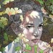 Florecé adentro. Un proyecto de Ilustración digital e Ilustración con tinta de Leonardo Gauna - 28.05.2020