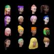 Las newbies. Un progetto di 3D, Animazione, Character Design, Animazione di personaggi, Animazione 3D , e Character design 3D di Jaime Alvarez Sobreviela - 28.05.2020