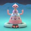 Pictoplasma Intro 2019. Un proyecto de Animación, Animación 3D, Modelado 3D y Diseño de personajes 3D de Laurie Rowan - 01.05.2019