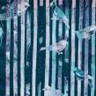 Printed samples and textile manipulations.. Un proyecto de Serigrafía, Collage y Tejido de Julia Pelletier - 08.06.2020