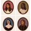 Las Mujeres de la Independencia. A Illustration, Digitale Illustration und Kinderillustration project by Alinailustra - 08.07.2019