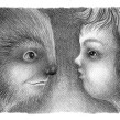 Los niños imaginarios. Un projet de Écriture et Illustration de Valentina Toro - 08.06.2020