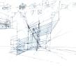 Análisis de Formas Arquitectónicas . Um projeto de Arquitetura, Artes plásticas, Desenho a lápis, Desenho, Desenho artístico e Ilustração Arquitetônica de yolahugo - 10.06.2020