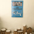 LOS COMENSALES. Un proyecto de Diseño, Ilustración, Cine y Diseño de carteles de CHICHINABO INC - 11.06.2020