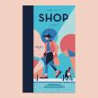 SHOP Magazine London. A Vector Illustration, and Digital illustration project by Pietari Posti / Studio Posti - 06.14.2019