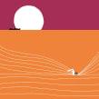 La distorsión. A Illustration, and Editorial Design project by Joan X. Vázquez - 06.26.2020