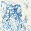 Mi Proyecto del curso: Cuaderno de artista para proyectos de ilustración. A Illustration project by Aleix Gordo Hostau - 03.05.2020