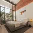 Imágenes 3D de la reforma de un piso en Sants, Barcelona. Estudi Pulsen.. Un proyecto de Diseño, 3D, Arquitectura y Diseño 3D de María Alarcón - 19.02.2019