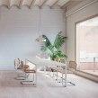Imágenes 3D de la reforma de un piso en Poble Nou, Barcelona. Crü Studio. . A Design, 3-D, Architektur und 3-D-Design project by María Alarcón - 20.06.2019