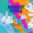 Absolut Vodka: We Are Peruanos. Un proyecto de Ilustración y Packaging de Rocío Diestra Villavicencio - 30.10.2019