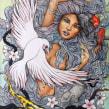 Elementos. Un proyecto de Ilustración y Pintura a la acuarela de Fefa Cox - 10.07.2020