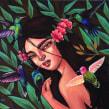 Elementos. Un proyecto de Ilustración, Pintura y Pintura acrílica de Fefa Cox - 14.07.2020